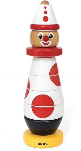 BRIO speelgoed Stapelclown 60 jaar-2