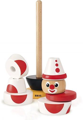BRIO speelgoed Stapelclown 60 jaar-3