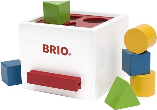 BRIO Sorteerdoos - 30250