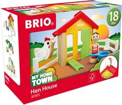 BRIO speelgoed Kippenhok
