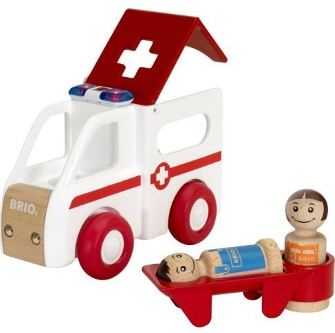BRIO Licht en geluid ambulance - 30381