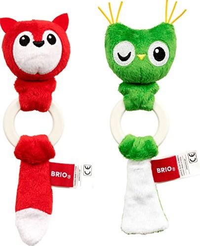 BRIO speelgoed Rammelaar assortiment (VE= 12)