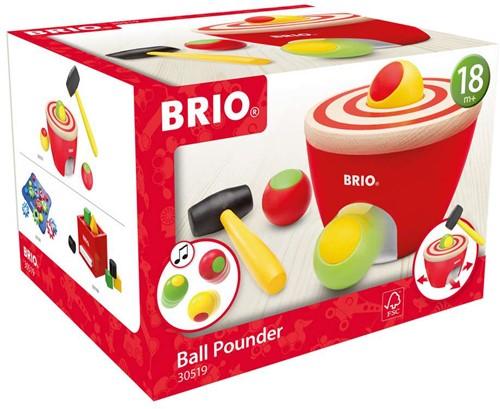 BRIO speelgoed Bal- en hamerspel