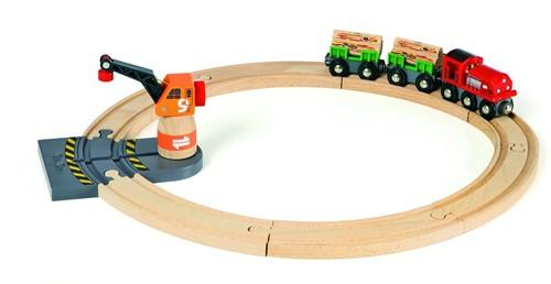 Brio trein kraanset 33162