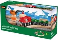 Brio trein kraanset 33162-2