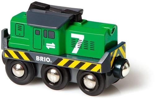 BRIO Freight Battery Engine