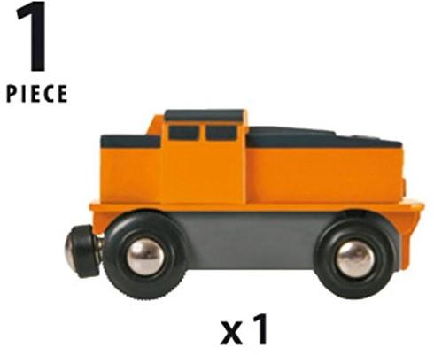 BRIO trein Goederentrein op batterijen 33215-3