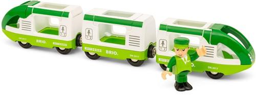 BRIO Groene trein - 33622