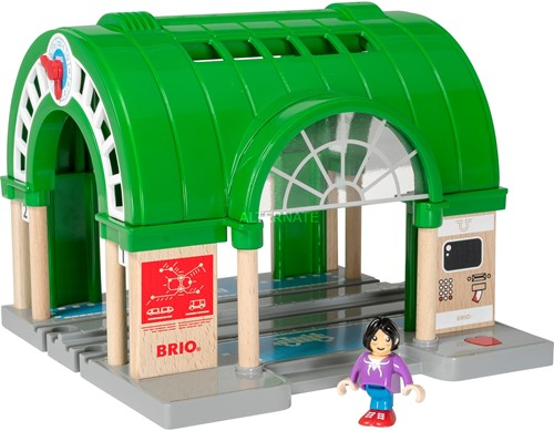 BRIO Central station