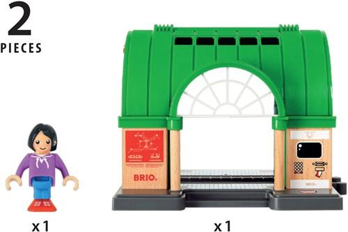 BRIO trein Centraal treinstation 33649-3