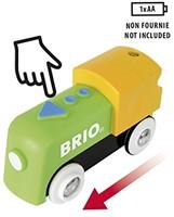 BRIO trein Mijn eerste locomotief op batterijen 33705-2
