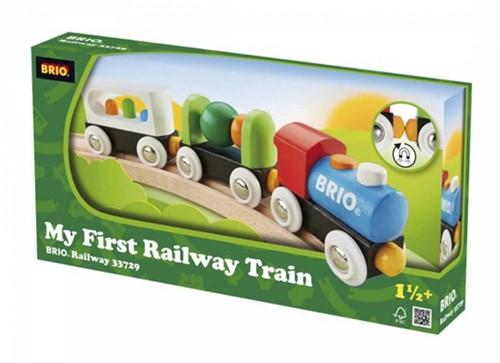 Brio  houten trein Mijn eerste trein 33729-2