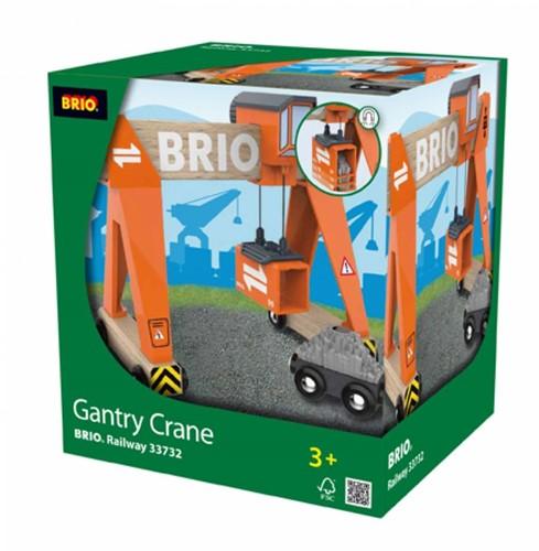 BRIO trein Container laadkraan 33732-2