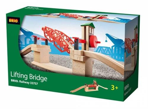 Brio  houten trein accessoire Ophaalbrug 33757-2