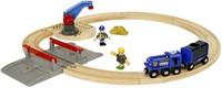 BRIO trein Politie transport set 33812-1