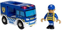 BRIO trein Politiebus 33825-1