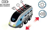 BRIO trein SMART locomotief met actietunnels 33834-2