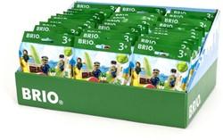 Brio  houten trein accessoire Figure Play Pack Series II
