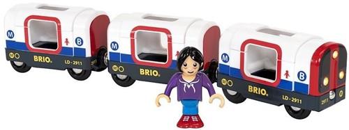 BRIO trein Metro trein 33867-1