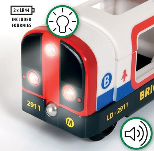 BRIO trein Metro trein 33867-3