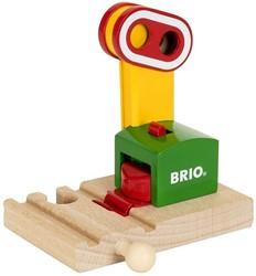 Brio  houten trein accessoire Magnetische wissel
