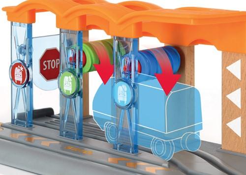 BRIO trein Smart Tech Treinwasstraat 33874-2