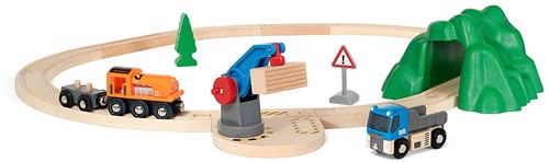 BRIO Starter Lift & Load Set A