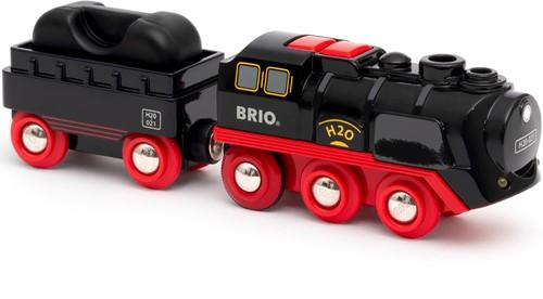 BRIO Stoomtrein op batterijen - 33884