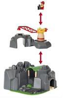 BRIO train Crane and Mountain Tunnel 33889-3