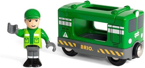 BRIO train Cargo Engine Driver 33894
