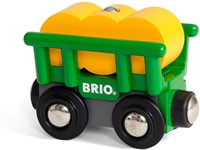 BRIO train Hay Wagon 33895