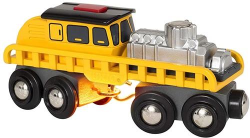 BRIO Rails onderhoudsvoertuig - 33897
