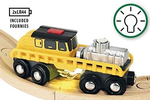 BRIO train Track Repair Vehicle 33897-2