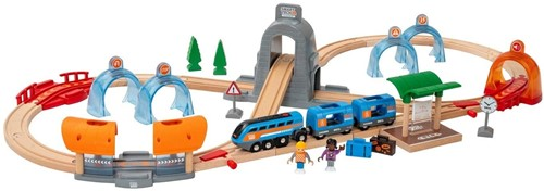 BRIO Smart Tech Sound Action Tunnel-reisset - 33972