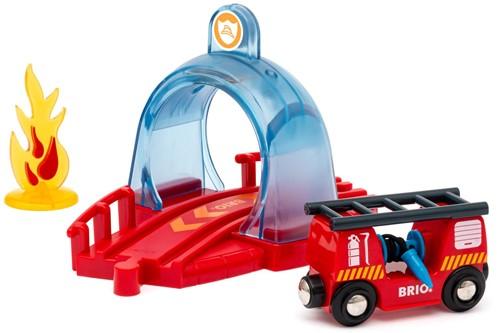 BRIO Reddingsactie Tunnel-kit - 33976