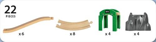 BRIO Groot bruggenpakket - 33981-3