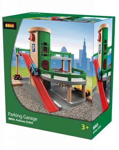 Brio  speelstad gebouw Garage 33204-2