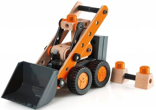 Brio  houten constructie speelgoed Builder Builder Shovel 34572-2