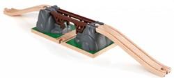 Brio  houten trein accessoire Klapbrug 33391