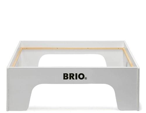 Brio  houten trein speeltafel Onderstel voor 33025 - 33086