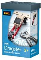 Brio  houten constructie speelgoed Builder Mini Dragster 34559