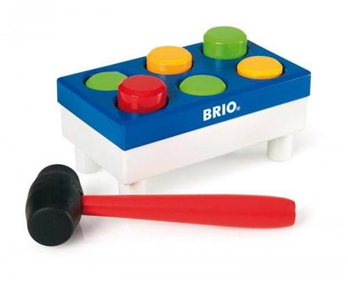 Brio  houten leerspel 30517 Hamerbank-3