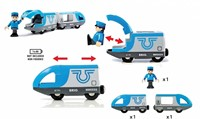 Brio  houten trein Personentrein 33506-2