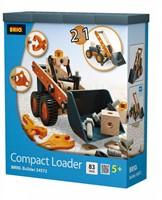 Brio  houten constructie speelgoed Builder Builder Shovel 34572-1