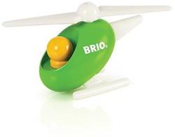 Brio  houten speelvoertuig Helikopter 30206