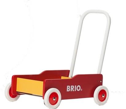 BRIO Toddler Wobbler red/yellow