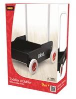 BRIO speelgoed Zwarte loopwagen-2