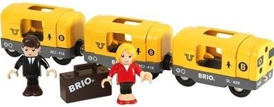 Brio  houten trein set Metro trein 33507-1