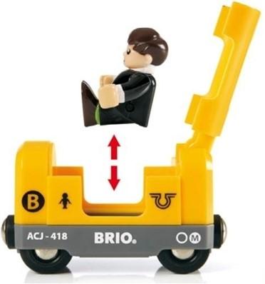 Brio  houten trein set Metro trein 33507-3