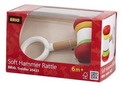 Brio  rammelaars Zachte hamer 30423